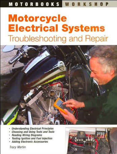 9781581594164: Motorcycle Electrical Systems: Troubleshooting And Repair