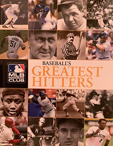 9781581595048: Baseball's Greatest Hitters