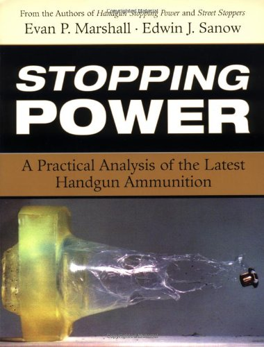 9781581601282: Stopping Power: A Practical Analysis of the Latest Handgun Ammunition