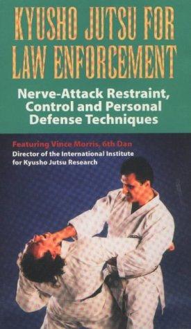 9781581602029: Kyusho Jutsu for Law Enforcement [VHS]