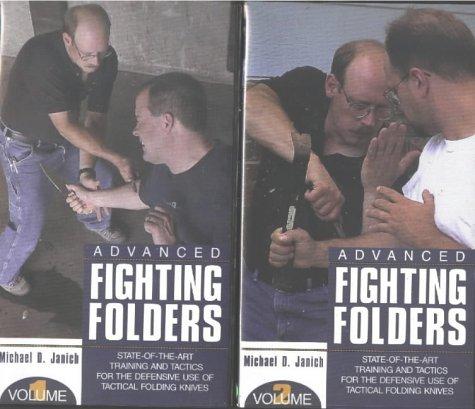 9781581602890: Advanced Fighting Folder [VHS]