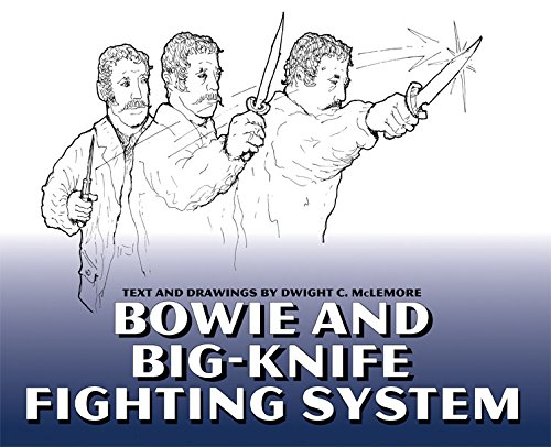 9781581603897: Bowie and Big Knife Fighting System