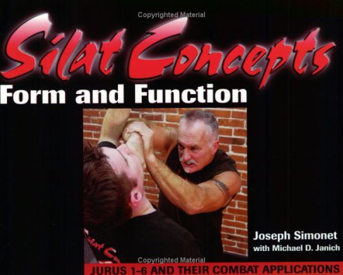 Silat Concepts Form to Function: Simonet, Joseph