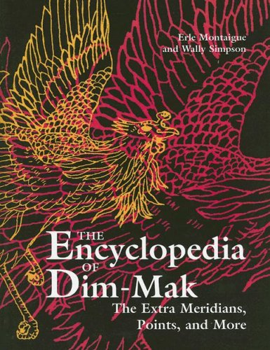9781581605389: The Extra Meridians, Points, and More (Encyclopedia of Dim-Mak S.)