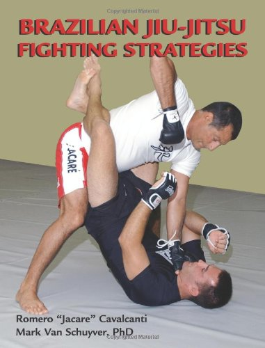 Brazilian Jiu-jitsu Fighting Strategies: Cavalcanti, Romero
