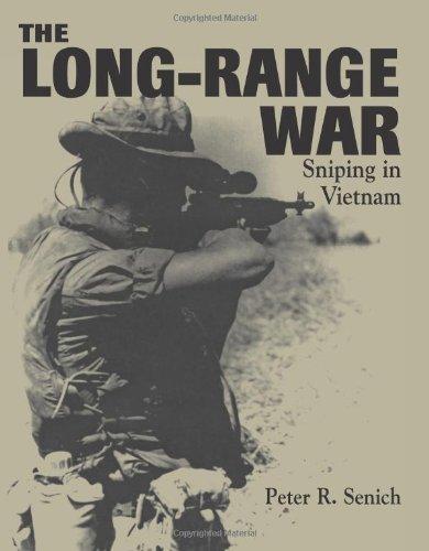 9781581606096: Long-Range War: Sniping in Vietnam