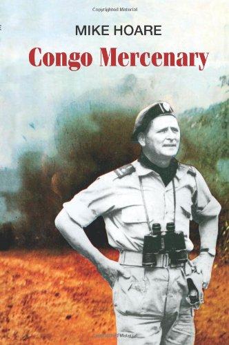 Congo Mercenary: Hoare, Mike