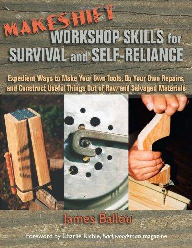 9781581607055: Makeshift Workshop Skills