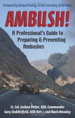 9781581607246: Ambush!: A Professional's Guide to Preparing and Preventing Ambushes