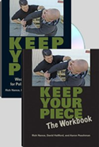 9781581607314: Keep Your Piece - Workbook and DVD Set