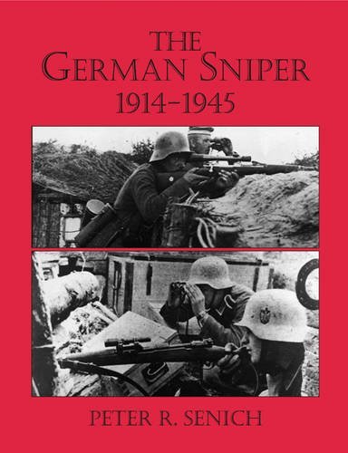 9781581607451: The German Sniper: 1914-1945