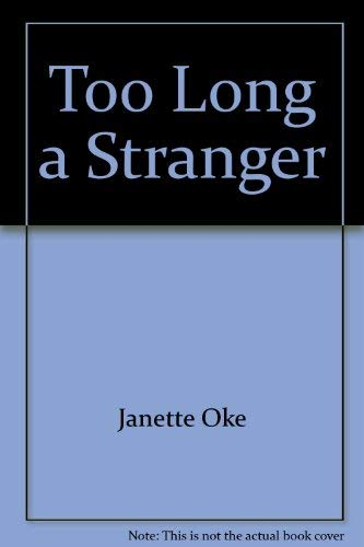 9781581650297: Too Long a Stranger (Women of the West #9)