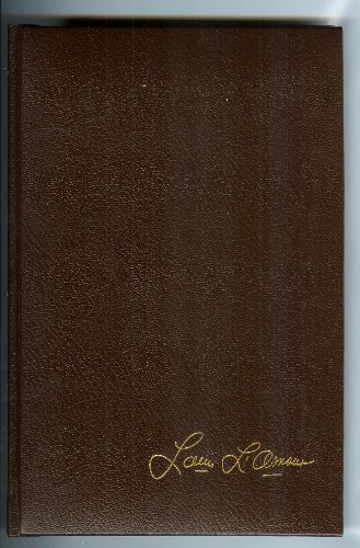 9781581651027: The Burning Hills. The Louis L'amour Hardcover Leather Collection