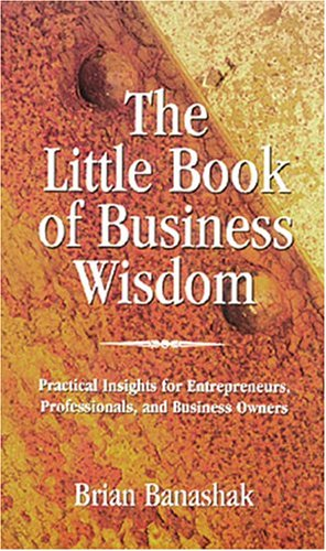 9781581690415: The Little Book of Business Wisdom