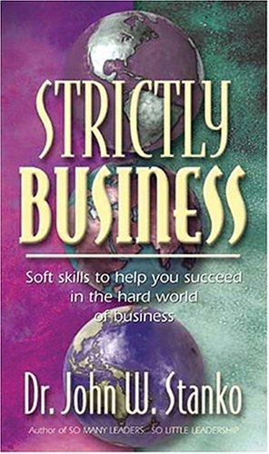 Strictly Business: John Stanko