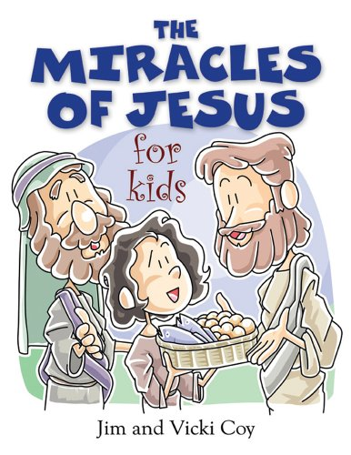 9781581693515: The Miracles of Jesus for Kids