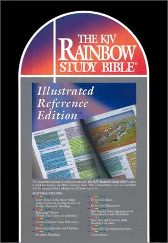 Rainbow Study Bible-KJV: Rainbow Studies