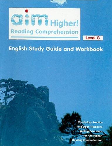9781581713107: Great Source AIM: Student Workbook Grade 7 (Level G) Reading English