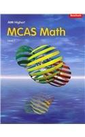 9781581715125: Great Source AIM Massachusetts: Student Edition Grade 6 (Level F) MCAS Math (AIM Higher!)