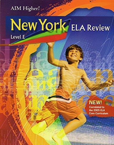Great Source Aim New York: New York Ela Student Edition Grade 5 (Aim-Language Arts): GREAT SOURCE