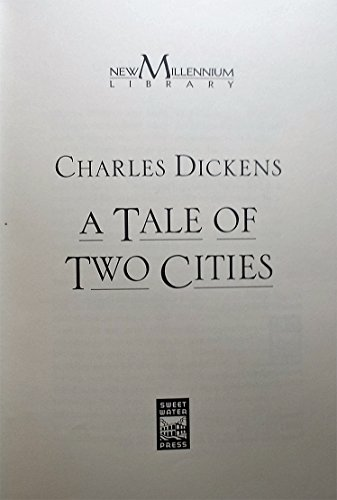 A Tale of Two Cities: Charles Dickens