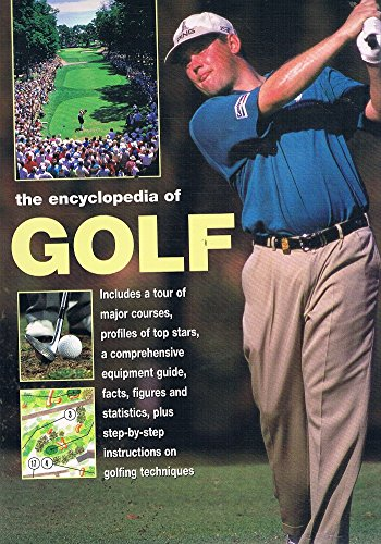 9781581731903: The Encyclopedia Of Golf