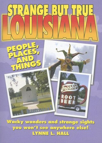 9781581735499: Strange But True Louisiana