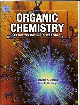 Organic Chemistry (Laboratory Manual)
