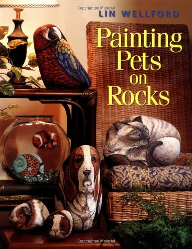 9781581800326: Painting Pets on Rocks