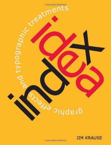 9781581800463: Idea Index: Graphic Effects and Typographic Treatments