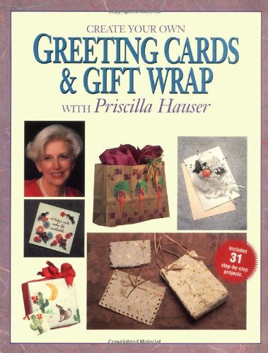 9781581800524: Create Your Own Greeting Cards & Gift Wrap