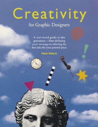 9781581800555: Creativity for Graphic Designers