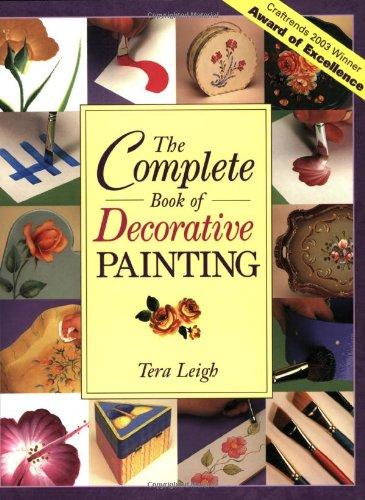 9781581800623: The Comp Bk Decorative Painting