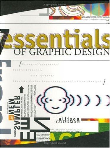9781581801248: 7 Essentials Of Graphic Design