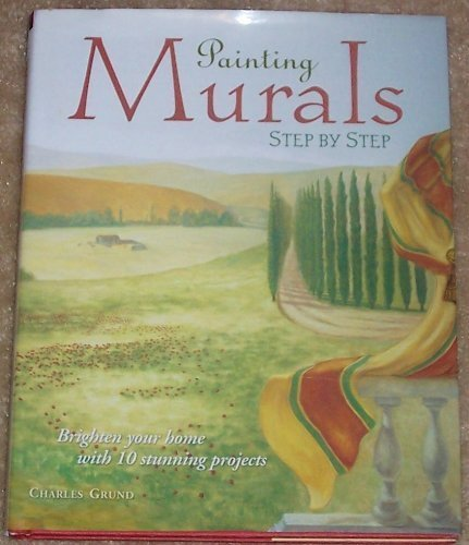 9781581801408: Painting Murals Step by Step