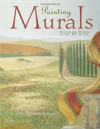 9781581801415: Painting Murals Step by Step