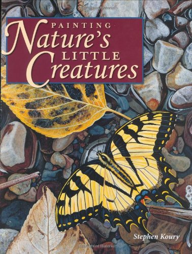 Painting Nature's Little Creatures