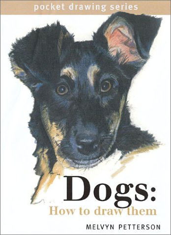 9781581801989: Dogs: How to Draw Them (Pocket Drawing)