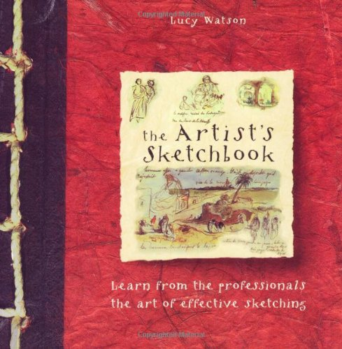 9781581802115: Artists Sketchbook (Quarto Book)