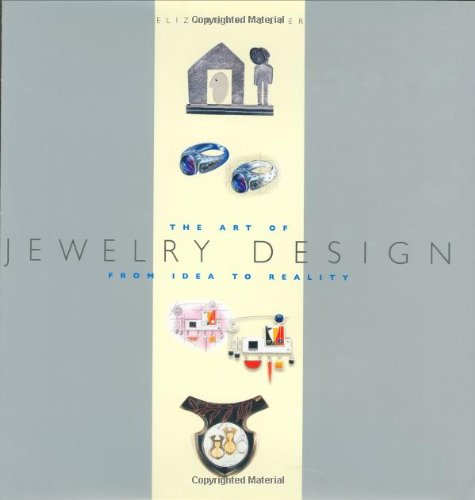 9781581802122: The Art of Jewelry Design: From Idea to Reality (Jewelry Crafts)