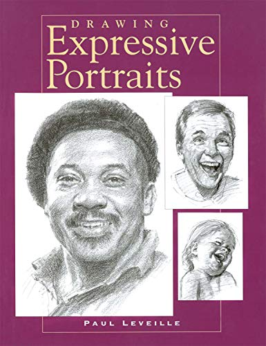 9781581802450: Drawing Expressive Portraits
