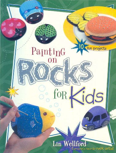 9781581802559: Painting on Rocks for Kids