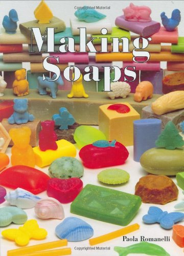 9781581803280: Making Soaps (Handicraft Manuals)