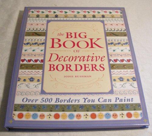 9781581803365: The Big Book of Decorative Borders