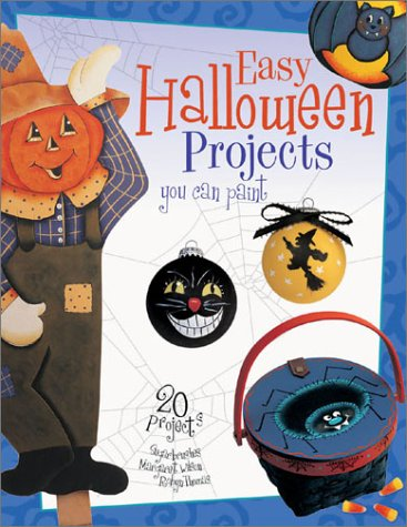 9781581803822: Easy Halloween Projects You Can Paint