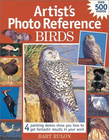 9781581804522: Artists Photo Reference Birds