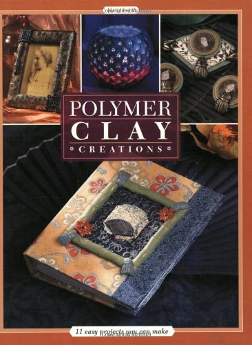 9781581804638: Polymer Clay Creations