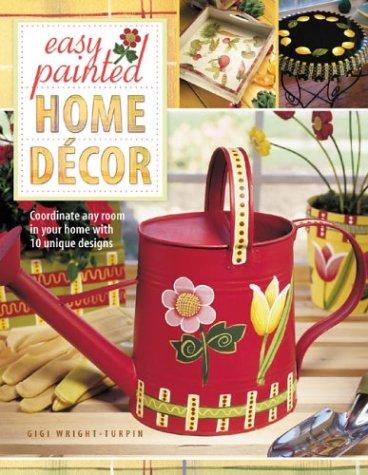 Easy Painted Home Decor: Gigi Wright