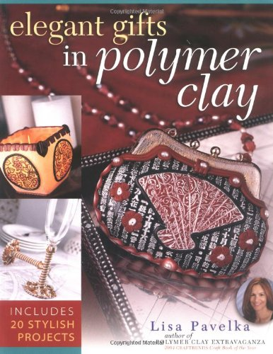 9781581805710: Elegant Gifts in Polymer Clay
