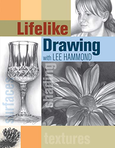 9781581805871: Lifelike Drawing with Lee Hammond